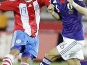 China Paraguay empatan partido competido