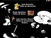 Inscripción para talleres gratuitos Historieta Peruana