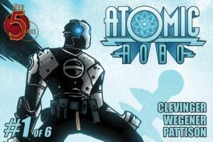 Reseñas Flash: ATOMIC ROBO #1