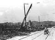 Destrucción Hiroshima bomba atómica
