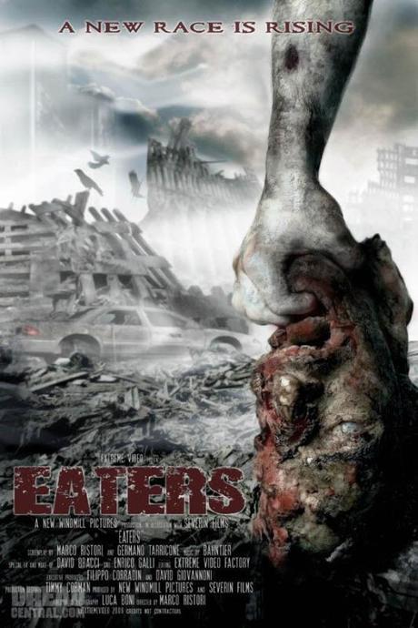 Trailer y póster de Eaters: más zombies italianos...