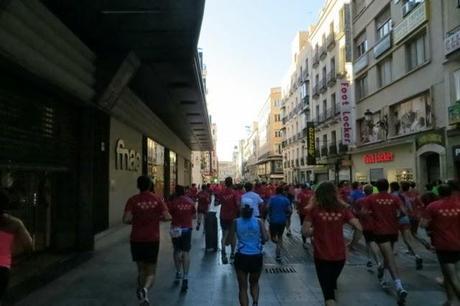 Madrid corre por madrid 2013 10 km en 50 fotos paperblog for El corte ingles puerta del sol