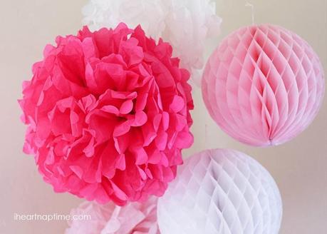 Como Hacer Flores De Papel Paperblog - Hacer-flores-con-papel