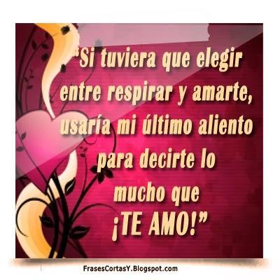 Frases Cortas De Amor Palabras Lindas De Amor Paperblog