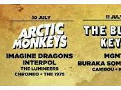 Optimus Alive 2014: Arctic Monkeys, Black Keys, Bastille, Imagine Dragons, Interpol, MGMT...