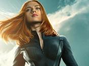 Carteles personajes para Capitán América: Soldado Invierno'