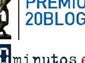 "Candidatos ""VIII premios 20blogs"""