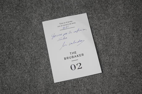 Review Jersey cashmere de The Brubaker.