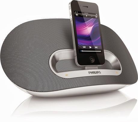 Nuevo concurso de GVisionorte: PHILIPS iPhone / iPod Docking Speaker DS3120/05