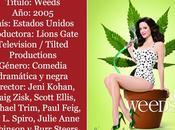 Viernes butaca: Weeds