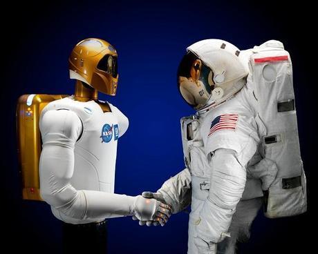 El nuevo androide acompañaría a Robonauta, robot de la NASA que funciona en la EEI desde febrero de 2011