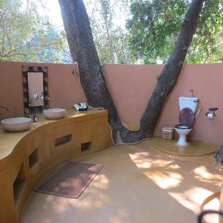 8 lindos cuartos de ba o de casa de campo paperblog for Banos rusticos para casa de campo