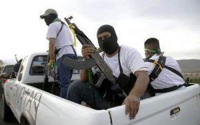 Las fuerzas de autodefensa de México