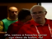 D.E.P. Luis Aragonés: hombre cambió destino Selección
