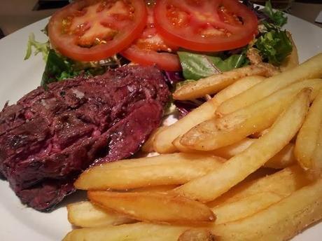 New York Castellana en buen ambiente para disfrutar de una estupenda hamburguesa