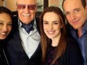 Stan también quiere superhéroes Agents S.H.I.E.L.D.