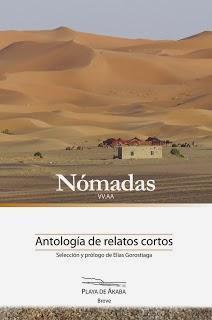 ENTREVISTA A ELÍAS GOROSTIAGA: Autor de NÓMADAS