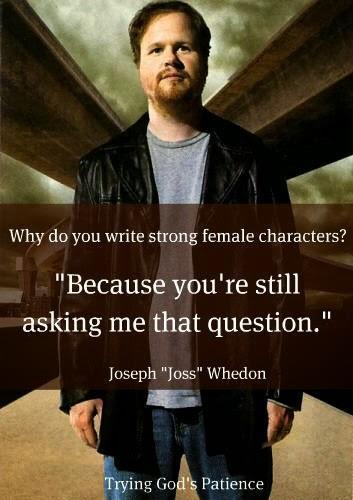 Porqué escribir mujeres fuertes