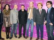 moda Málaga junto Victorio Lucchino