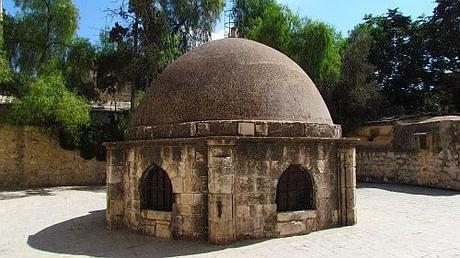 Los guardianes negros del Santo Sepulcro. Jerusalén