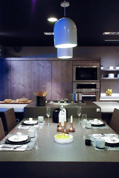 Cocina Xuni diseñada por EOS México   Casa Haus