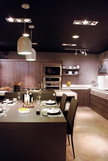 Contemporary Kitchen by EOS Mexico   Casa Haus