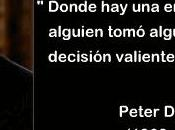 Mejores Frases Peter Drucker, Génesis Management