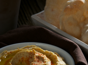 Hummus mini taboon laffa
