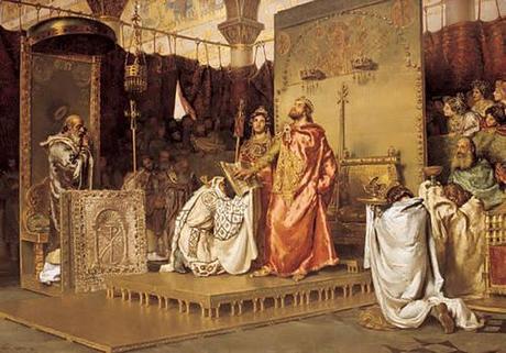 ¿Por qué Felipe II trasladó la Corte de Toledo a Madrid?  I