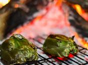 Charcoal-grilled artichokes Alcachofas brasa
