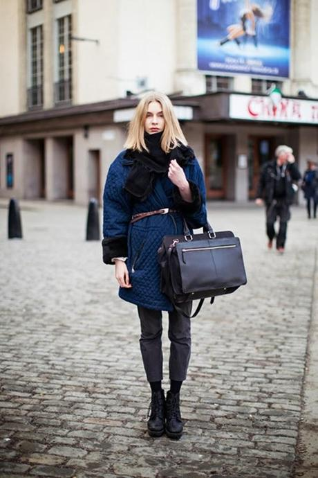 Street Style Stockholm Fashion Week Paperblog