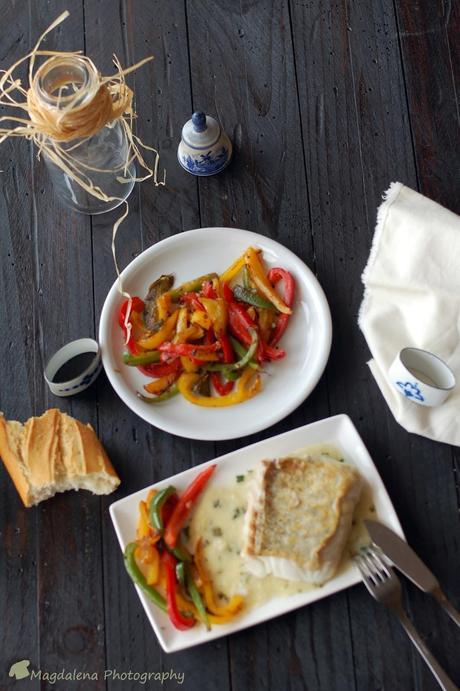 Lomos de bacalao con salsa marinera paperblog for Como cocinar lomos de bacalao