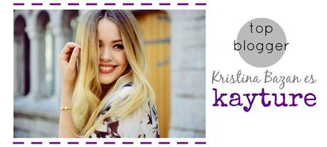 top blogger: Kayture