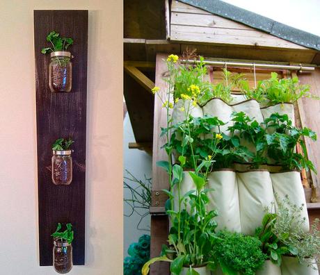 Monta tu propio jard n vertical paperblog for Jardines verticales para exteriores