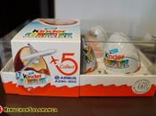 Kinder Collection Airbus