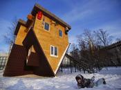 Casa Invertida Moscú
