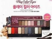 """Play Color Eyes"" nueva paleta ETUDE HOUSE W2BEAUTY (From Asia With Love)"
