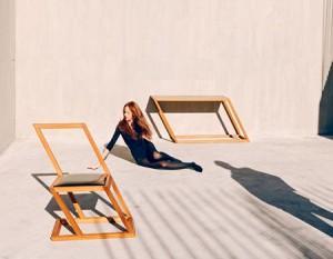XYZ y la inclinación de sus muebles