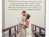 LOVE your wedding portrait with vows