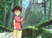 "primera serie Ghibli: ""Ronja, hija bandolero"""