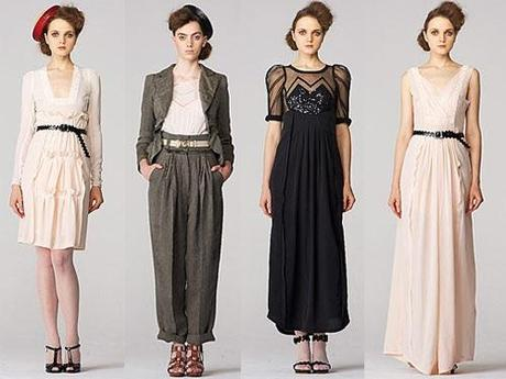 fotos de moda estilo vintage