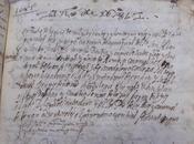 Localizada partida bautismo Manuel Canesi Acevedo 09/01/1681