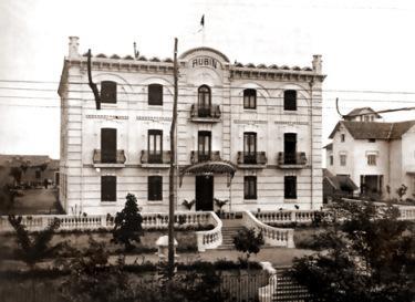 Villa rub n antigua residencia de arturo soria madrid - Apartamentos arturo soria ...
