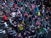 Flashmob derecho ¿esbozos sociedad civil?