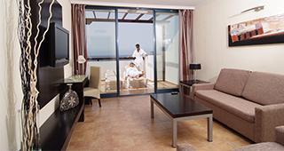 Hotel Papagayo en Playa Blanca