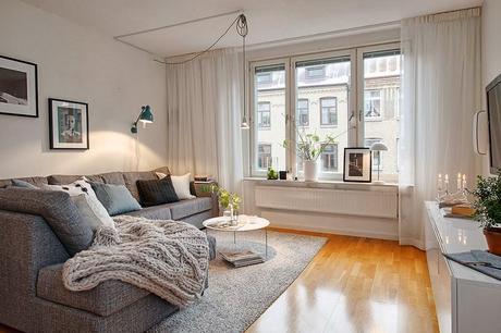 Inspiraci n e ideas en un piso en blanco negro y gris - Piso blanco y gris ...
