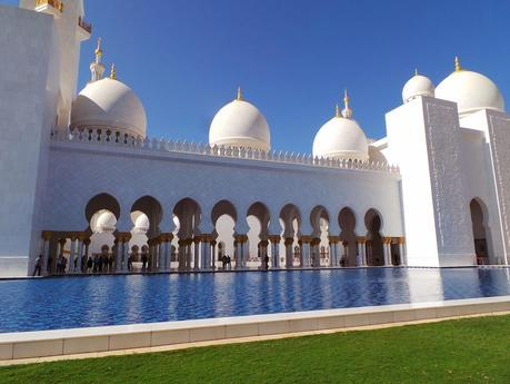 La Gran Mezquita de Abu Dhabi