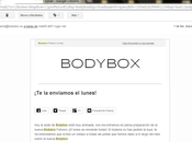 Entrada express// clienta descontenta bodybox