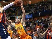 Baloncesto Copa 2014: Valencia vence límite