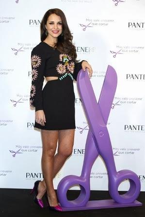 Paula Echevarría, muy guapa de Fetiche Suances. Consigue su vestido